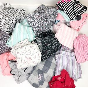 Victoria's Secret Pajama Mystery Box